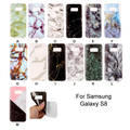 2017 Hot sells products soft tpu marble pattern phone case for samsung galaxy s8