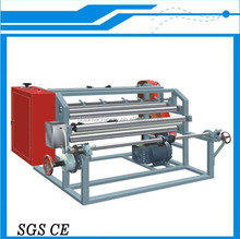 Automatic Simple Plastic Film Roll Slitting And Rewinding Machine, Slitter And Rewinder For Waste Plastic Bag Film