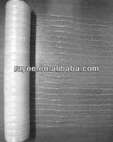 green/white plastic baler net wrap