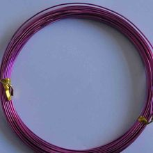 Low price wholesale bulk color painted bendable wire for crafts