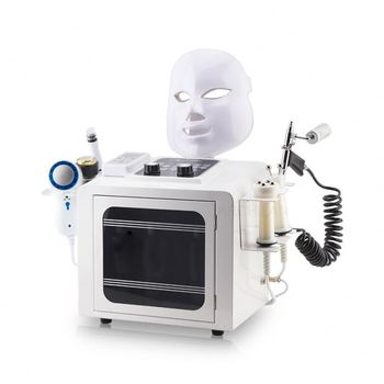 Skin care moisture oxygen mask beauty equipment oxygen jet peel oxigen facial machine