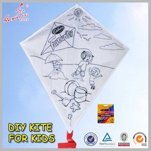 Cheap DIY Kite for Kids