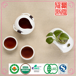 alibaba china hot sale sliming famous hunan high-grade black tea