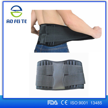 Best selling products healthcare neoprene double pull upper back support brace