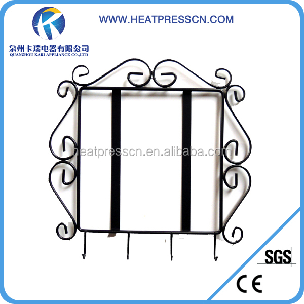 Sublimation tile Iron Picture Frame for decoration