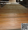 High Quality Red Olive Wood Veneer used for Plywood Face