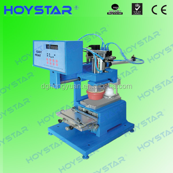 One color tampon printing machine for promotional items
