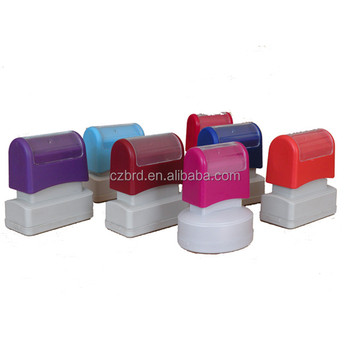 double foam edge banding high quality of flash stamp