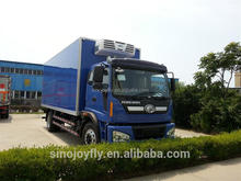 Brand new ckd refrigerated box van body for truck
