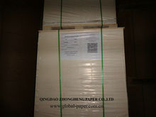 High smoothness 66*96cm bulky paper 70gsm