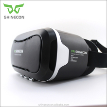 Shinecon Google Cardboard , VR Box 2.0 Google Cardboard 3D VR Virtual Reality Headset Video Movie Game Glass