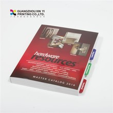 Trade Assurance customized popular softcover book professional printing service in China