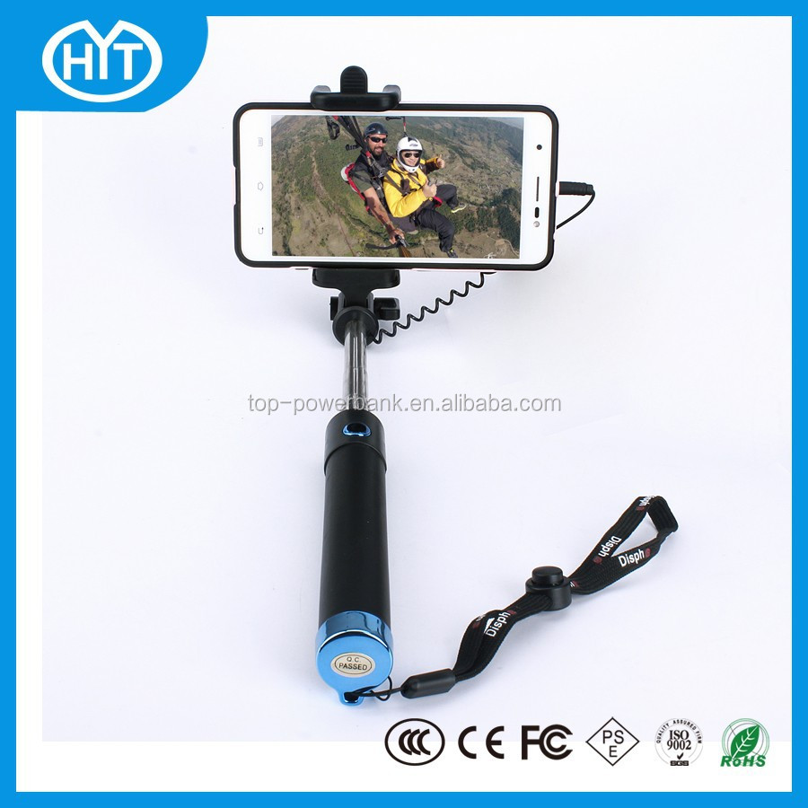 2015 2015 welcome product --Newest foldable selfie stick suitable for you smart phone take photo (YTK-ZB-006)