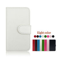 Wholesale High Quality Stand Wallet Flip Leather Case for LG Optimus L3 E400