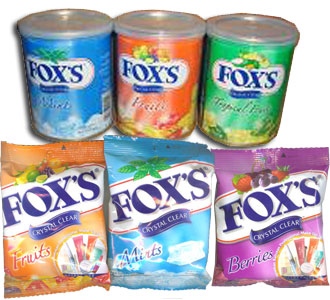 Fox Candy By Nestle