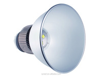 high power meanwell driver 5 years warranty led high bay light fixture 80w 100w 120w 150w