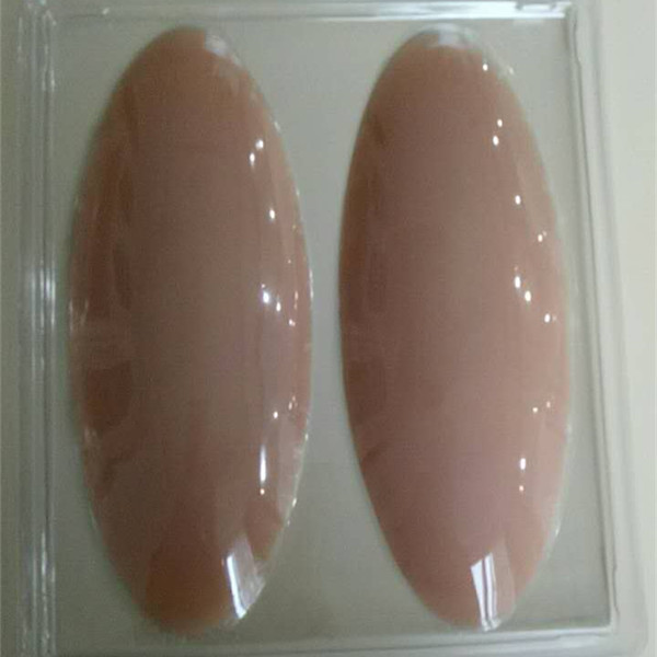 Wholesale Self-adhesive Silicone Leg Onlays Adjust Leg for Crooked or Thin Leg Gel Pads