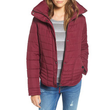 promotional latest design oem outdoor warm new product winter clothes cheap high quality womens puffer jacket