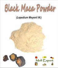 Black Maca Powder 100% Pure