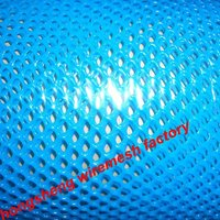 2013 latest model Blue plastic tube netting 16-year factory