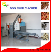 Cheap Price Dog Treats Making Machine / pet Food Extruder For Sale