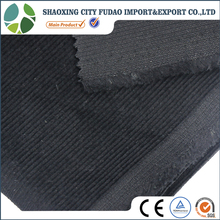 Fudao heavy weight polyester cotton 13 wales corduroy fabric