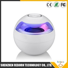 Shenzhen Flashing color light led bluetooth speaker