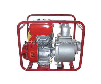 "3"" gasoline water pump for India"