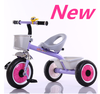 bright color wheels fashion new year promotional gifts baby cartoon tricycle