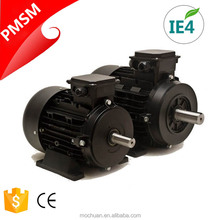 vector control big start torque three phase 750w pmsm motor, high torque low rpm electric motor