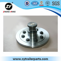 Trailer Parts Use and Trailer Axles Parts 2 inch kingpin Assembly