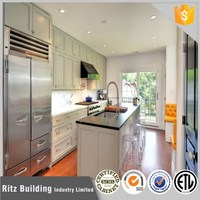 Good quality pvc kitchen cabinets design company