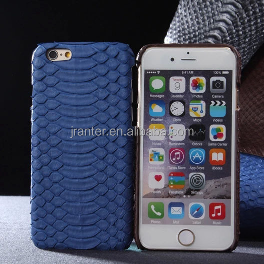 Genuine Python Snake for iPhone Case 5S Factory Price