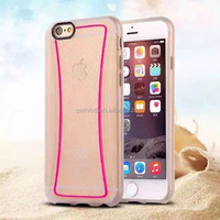Clear Transparent Crystal Soft TPU silicone case for samsung galaxy s3 mini