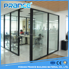 Hot sale Frame glass aluminum partition wall