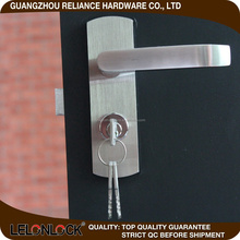 Supply all kinds of d reader door lock,wooden handle door lock,sliding wooden door lock k
