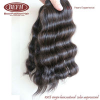Fast shipping 5A fashion high quality one donor virgin remy hair extension 2014 new 100% virgin brazilian human hair