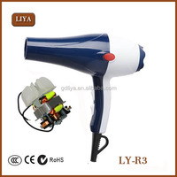 LIYA Free Sample Perfect Heat 2000W Fast Dry Heavy Duty Hair Dryer