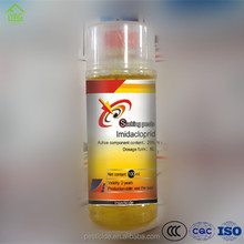 Good price liquid imidacloprid systemic insecticide 20% sl , 600 g/l sl imidacloprid pest control for gardens and turf
