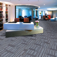 High Quality Cushion Backing Commercial Grade Carpet Tiles Public Area Carpet
