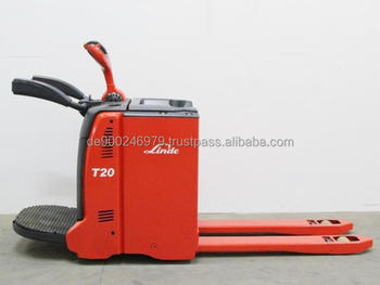 Electric Pallet Truck. Electric Stacker, Warehouse Machines