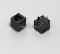 Factory Good Quality Network Use Telecome Modular RJ45 90