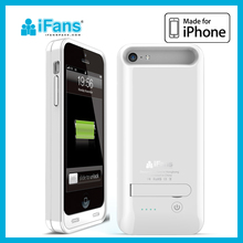 MFi bumper Battery Case for Apple iPhone 5C