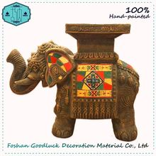 Hand Painting Modern Elephant Rajasthani Art Massage Room Decor