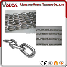 Hardware rigging small stainless steel chain