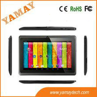 tablet touch screen 7 inch Quad Core Android Tablet PC Q8 Q88 Allwinner A33 android 4.4 8GB Camera WIFI Capacitive Screen