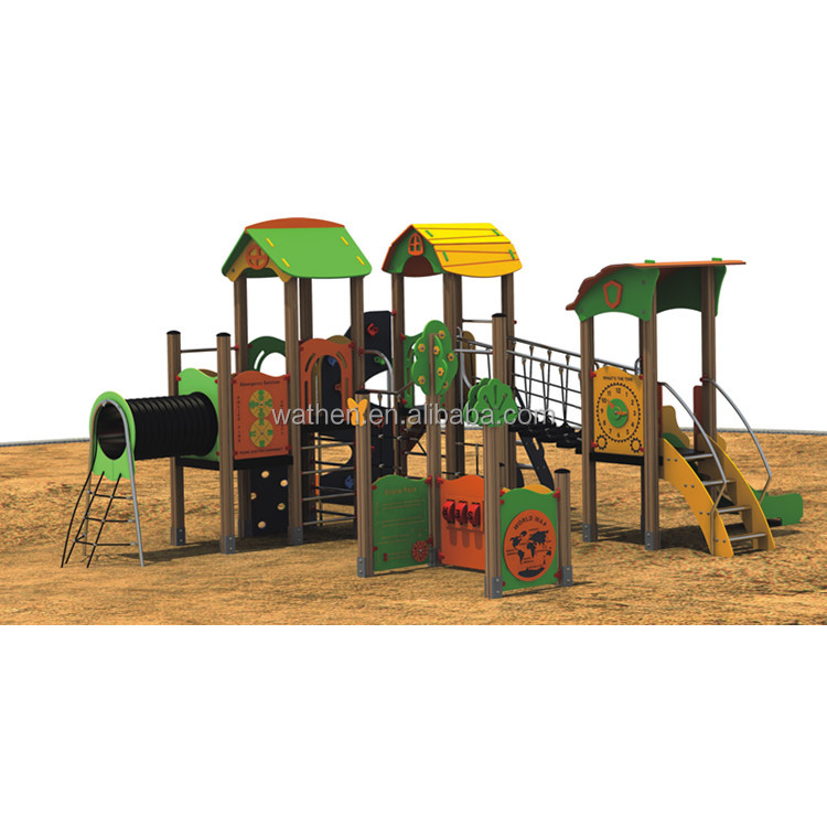 large kids playground parques infantiles zoo outdoor equipment fun brain playground games for kids