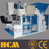 QMY12-15 big capacity mobile concrete hollow block making machine for tunisia