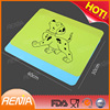 RENJIA pet bed dog silicone mat pet clear silicone dog accessories