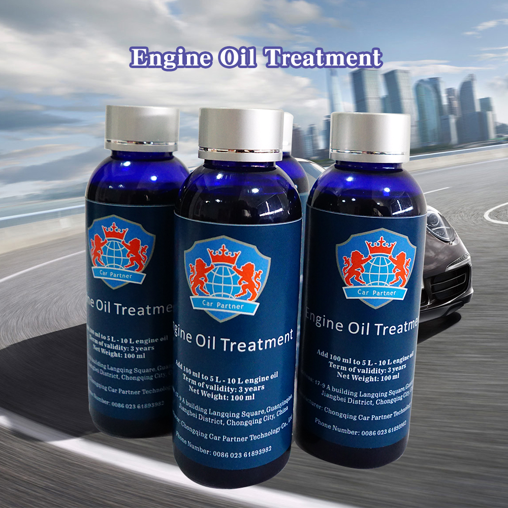 Gasoline and diesel engine oil additive